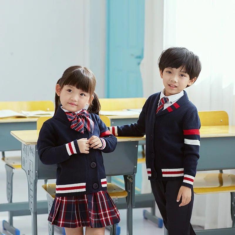 靓丽小学学生制服
