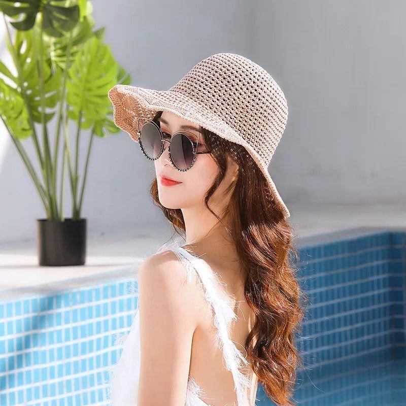 太阳沙滩帽