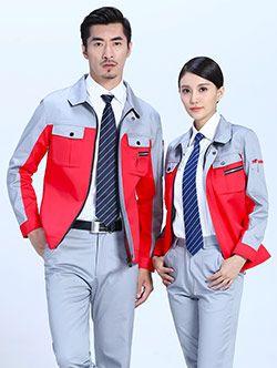 如何确定定做东莞工作服的款式