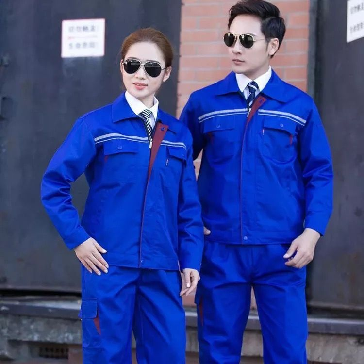 穿着东莞工作服对男人的重要性