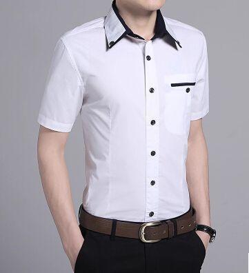 订制衬衫知如何系腰带更别具一格