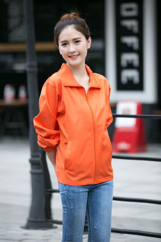 志愿者义工外套 超市卖场广告东莞工作服 外卖送餐服务员防风TX616