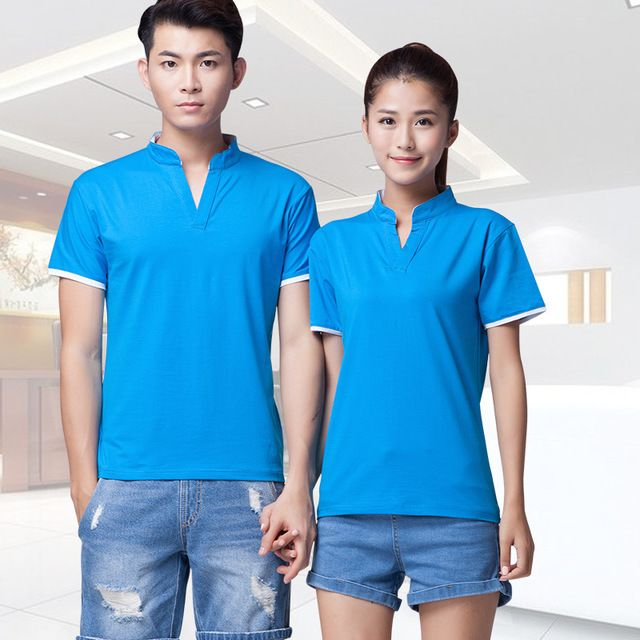 T恤衫定做有什么流程?有哪些印图工艺?